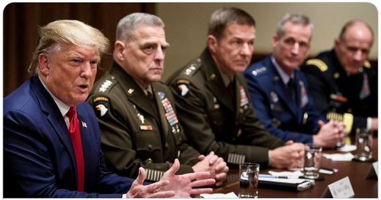 アメリカ国防省